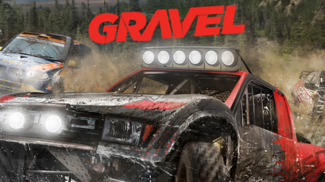 Gravel: Arcade-Racing Game