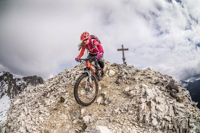 biketouren südtirol trail guide track