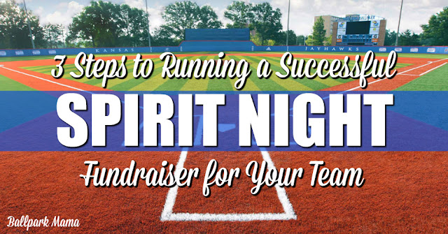How to run a successful Spirit Night Fundraiser for your team in 3 easy steps