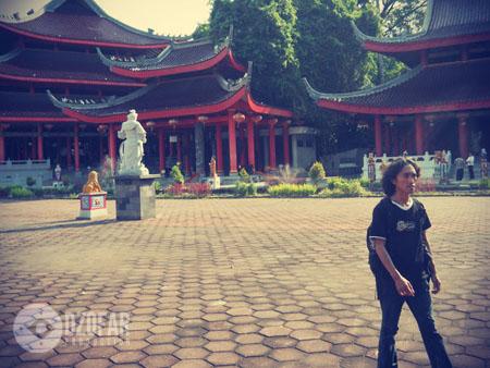 Sam Poo Kong Semarang masuk ke dalam