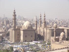 mezquita el cairo