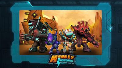 Download Game Monkey Showdown Apk v1.0.3 Mod (Unlimited Coins)