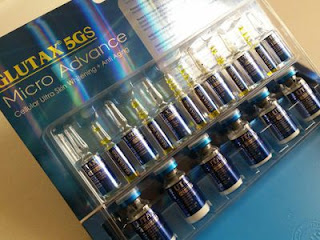 New Glutax 5Gs Micro Advenced Whitening Injection