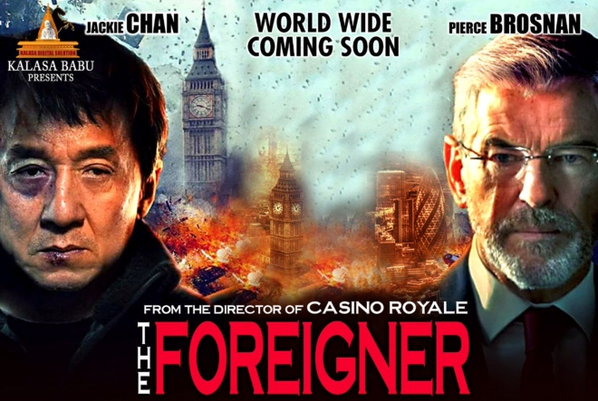 The Foreigner - filmul din 2017 al lui Jackie Chan