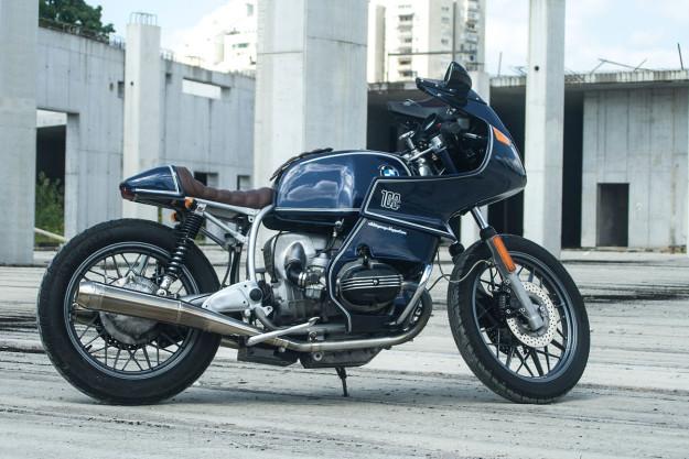 BMW R100 RS độ Classic Sport - Sự kết hợp đáng giá