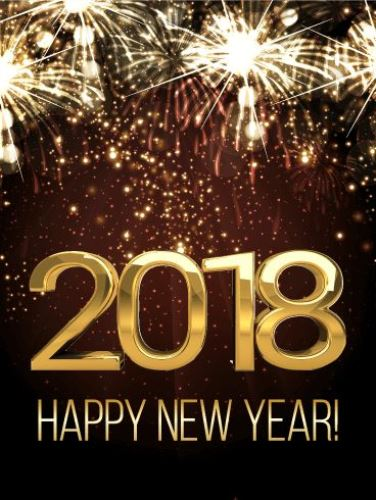 Happy new year 2018 quotes wishes greetings messages and sms for there are those who try to bottle the old year for safekeeping but at midnight the cork always pops m4hsunfo