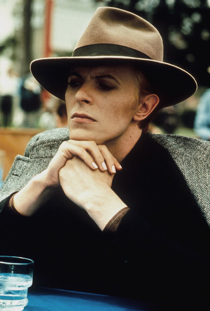 David Bowie as Thomas Jerome Newton The Man Who Fell To Earth