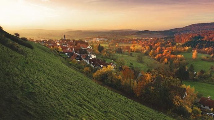 Wallpaper: Marvelous Autumn Landscape