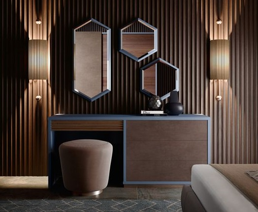 Latest 33 modern dressing table designs for luxury ...