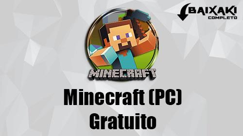 Minecraft 1.11.2 (PC) Grátis