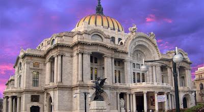 Mexicanos y el teatro