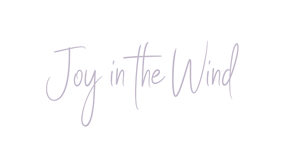 Joy in the Wind