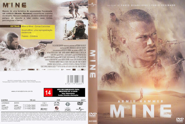 Capa DVD Mine [Custom]