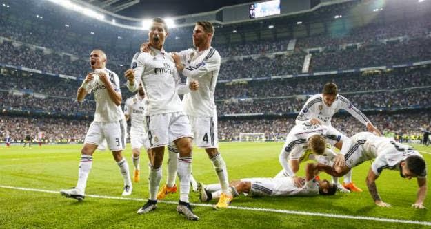 ¿Y si Nike no pudiera hacer frente a su estrategia de alcanzar el Real Madrid?