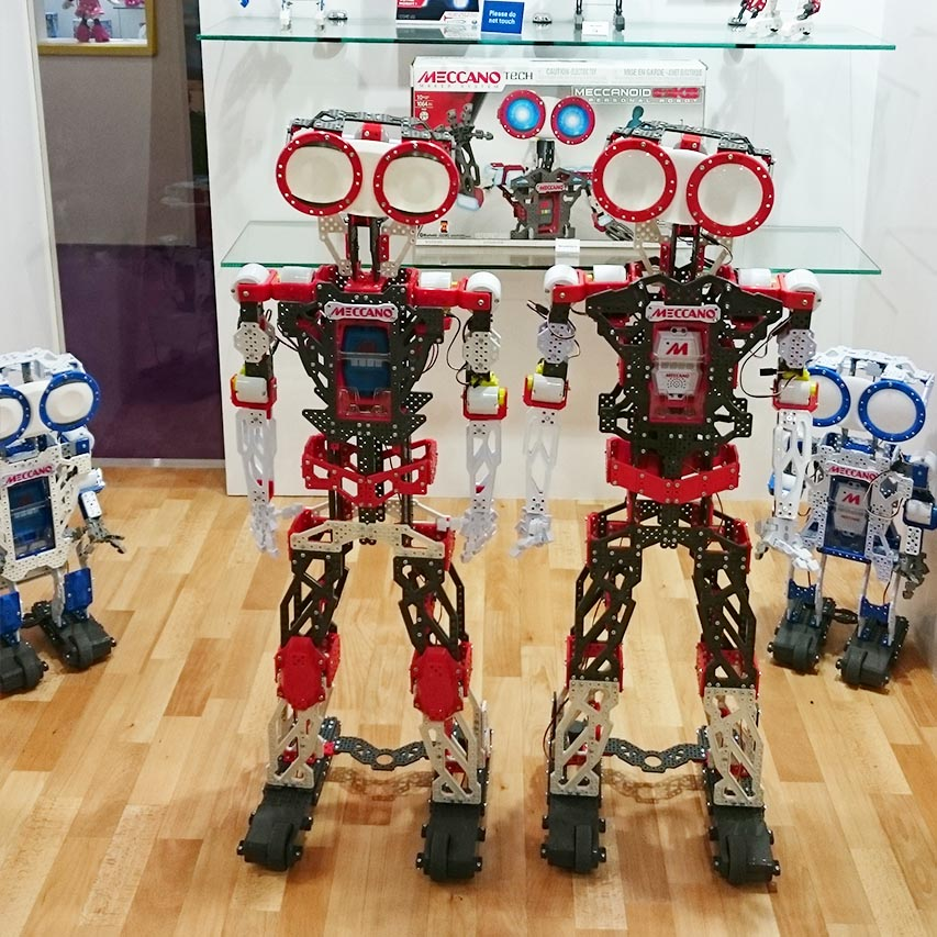 Meccano Robot Robots For Kids - What's New For 2016 | Tech Age Kids