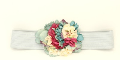 PV 2017 - Coleccion Turquesa Fucsia 06 Cinturon elastico flor 07