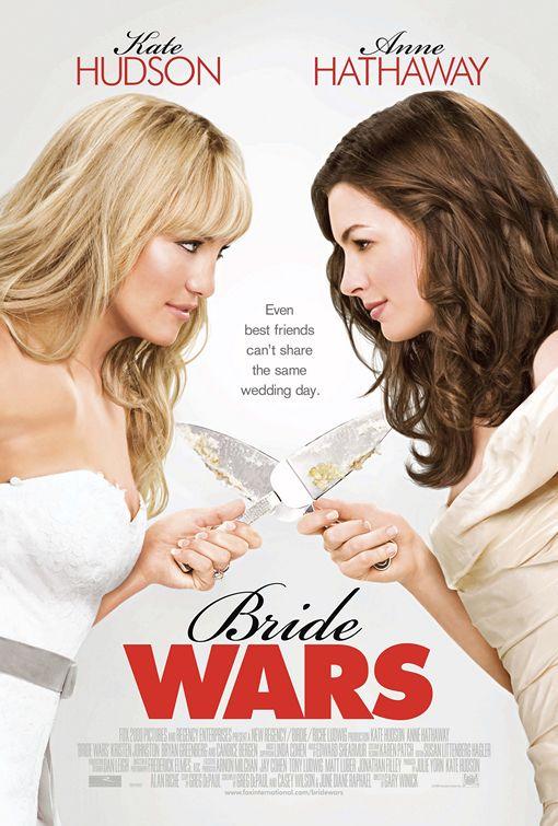 Bride Wars สงครามเจ้าสาว หักเหลี่ยมวิวาห์อลวน [HD][พากย์ไทย]