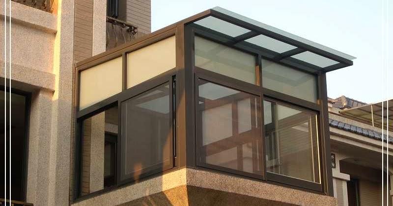 2.大臺中採光罩玻璃屋遮雨棚鐵皮屋工程: 大臺中彰化整體規劃設計玻璃屋採光罩