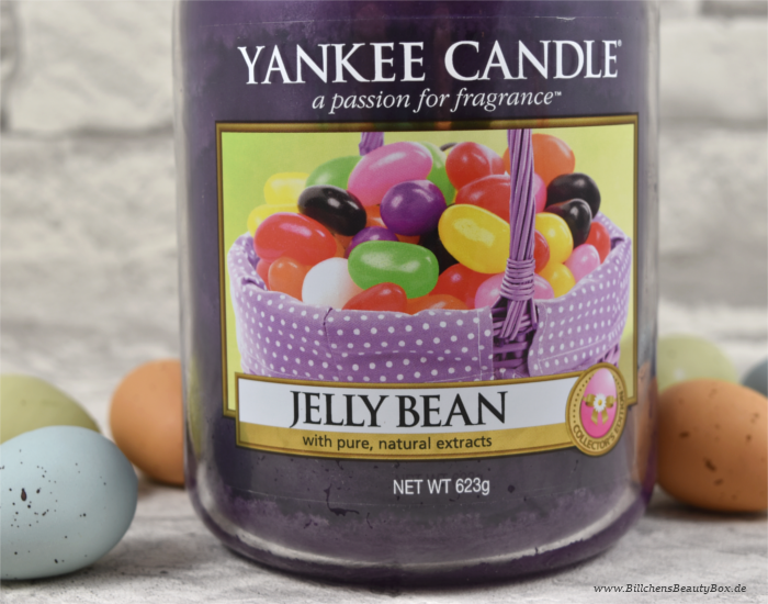 Yankee Candle Jelly Bean
