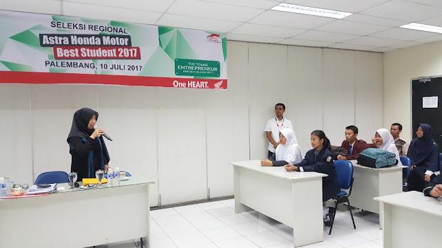 Siapkan Kandidat Terbaik, Best Student Sumsel Siap Bersaing di Nasional