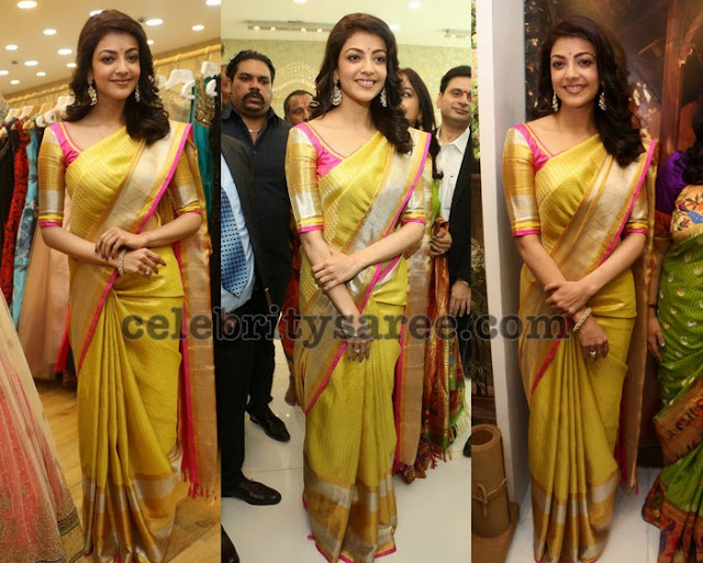 Kajal Agarwal in Trisha Boutique