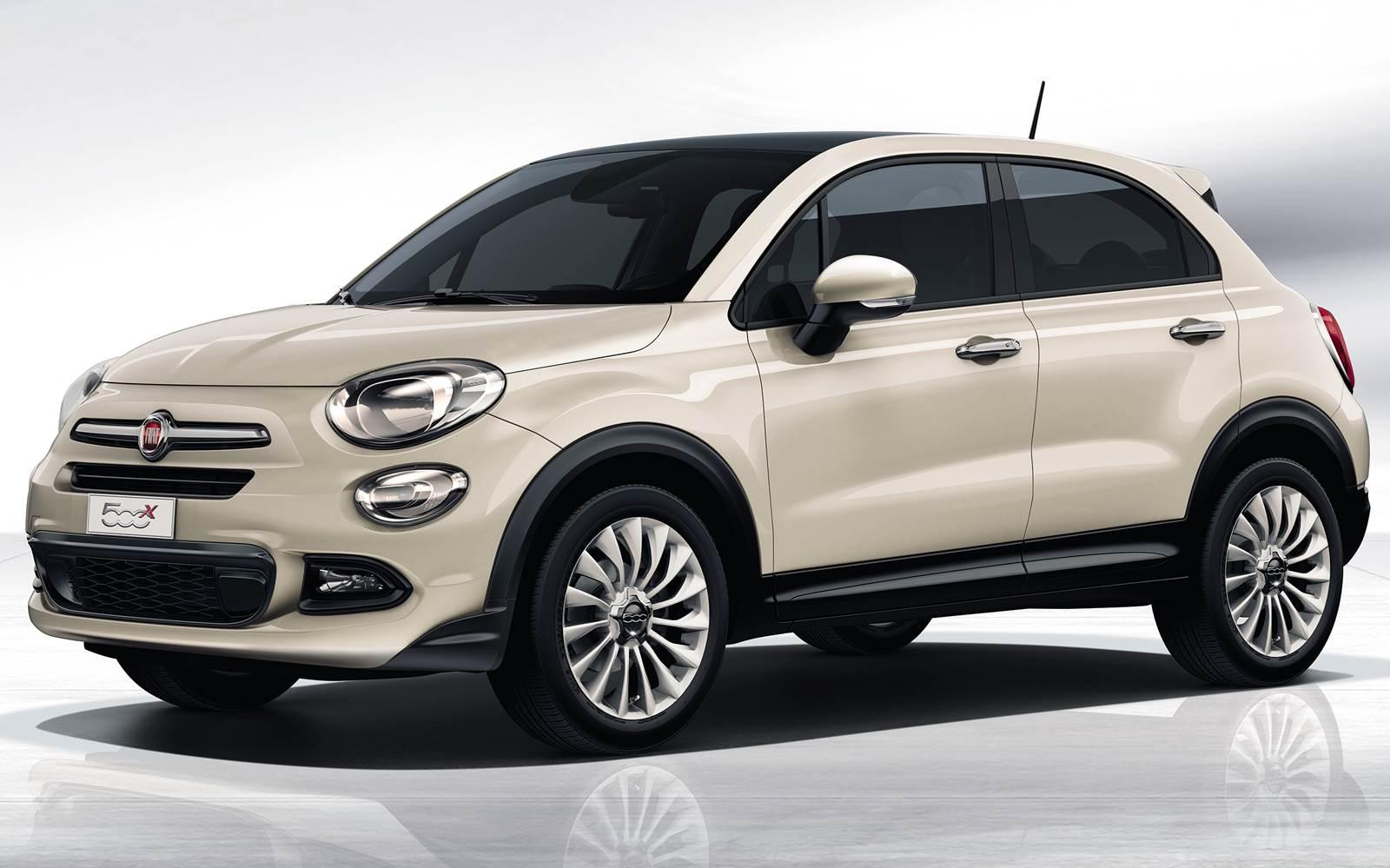 Novo Fiat 500X crossover: fotos e especificações oficiais ...