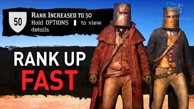 شاهد بالفيديو أسرع طريقة تمكنك من الحصول على XP في Red Dead Online، سارع للإستفادة ..