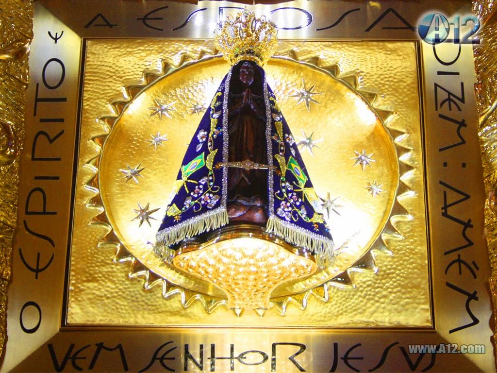 Santo Nosso Fotos Nossa Senhora Aparecida: COISAS DE SANTOS: Nossa Senhora Aparecida