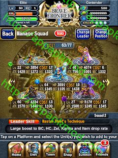 Brave Frontier APK Mod Unlimited Gems