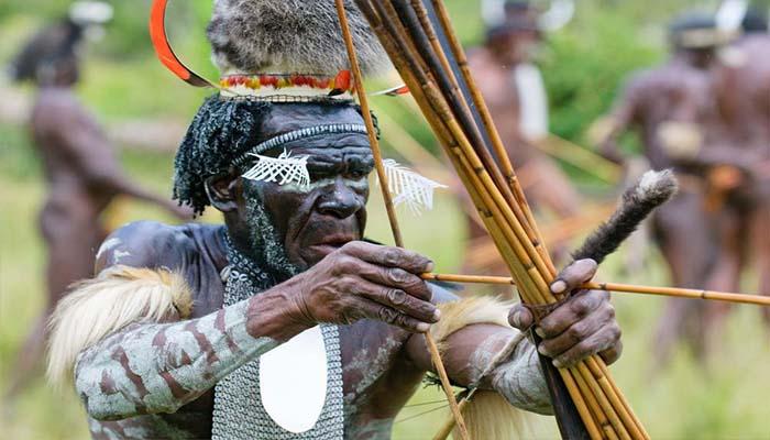 Tari Perang, Tarian Tradisional Dari Papua Barat