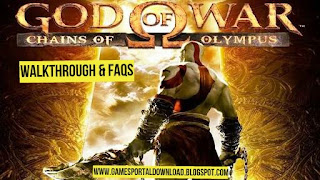 Walkthrough God of War: Chains of Olympus [Faqs & Review]