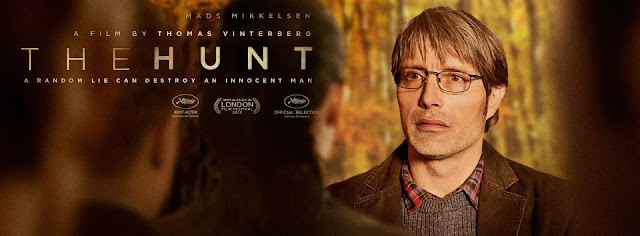 The hunt 2012 poster