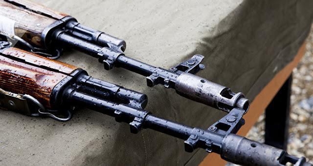 """Екс-бійця """"Айдару"""", якого підозрюють у незаконному виготовленні зброї, залишили під вартою"""