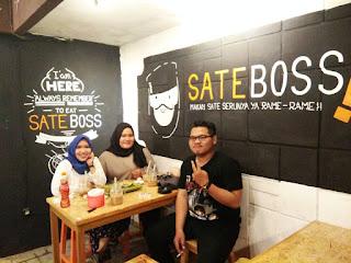Sateboss! Wisata Kuliner Baru Pasar Lama Tangerang || petaniadv