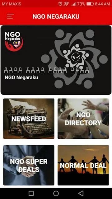 KSP Serah Kad Digital NGO Negaraku