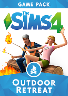 The Sims 4: Outdoor Retreat (DLC) (PC) 2015