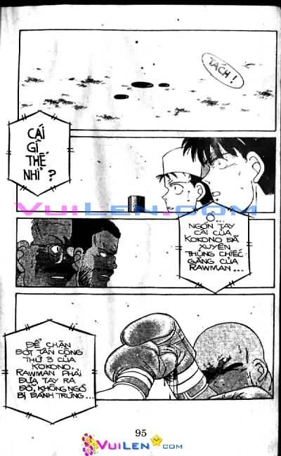Shura No Mon  shura no mon vol 18 trang 96