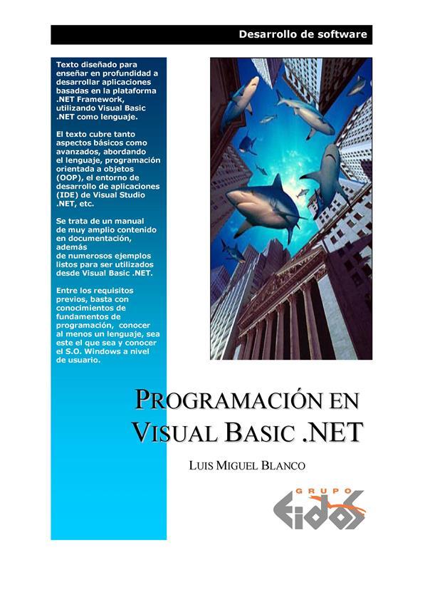 Programación en Visual Basic .NET – EIDOS