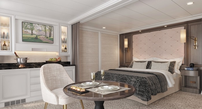 The Superior Suite - Regent Seven Seas Cruises®