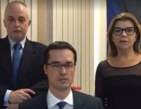 Vídeo: Procuradores reagem a proposta de senador que muda a Lei do abuso de autoridade