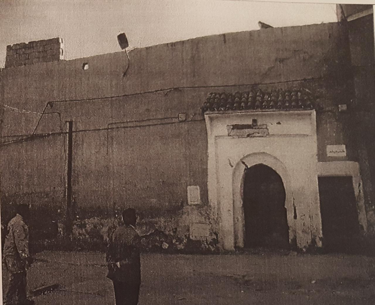 تارودانت.. بلاغ توضيحي لوزارة الأوقاف بخصوص هدم مسجد الرحبة القديمة
