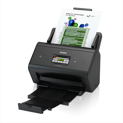 Brother ADS-3600W Scanner Driver Download