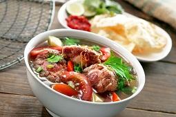 Cara memasak soto buntut, resep soto buntut