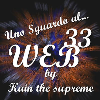 Uno sguardo al #web N° 33