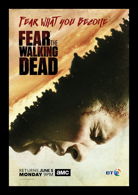 Fear The Walking Dead Season 3 Poster Artwork