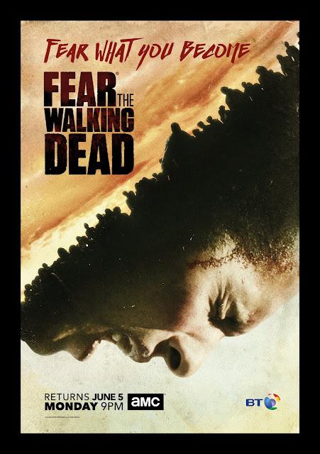 Fear The Walking Dead Season 3 Poster Artwork