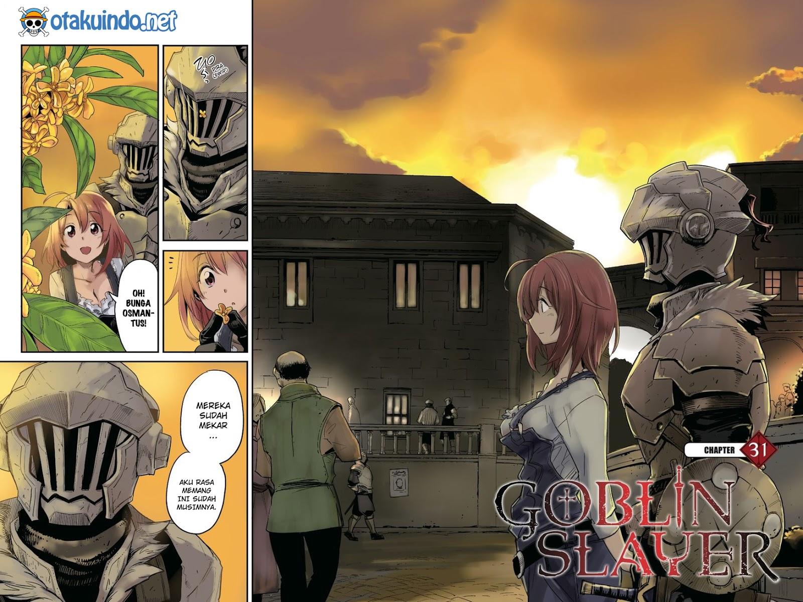 Goblin Slayer Chapter 31-4
