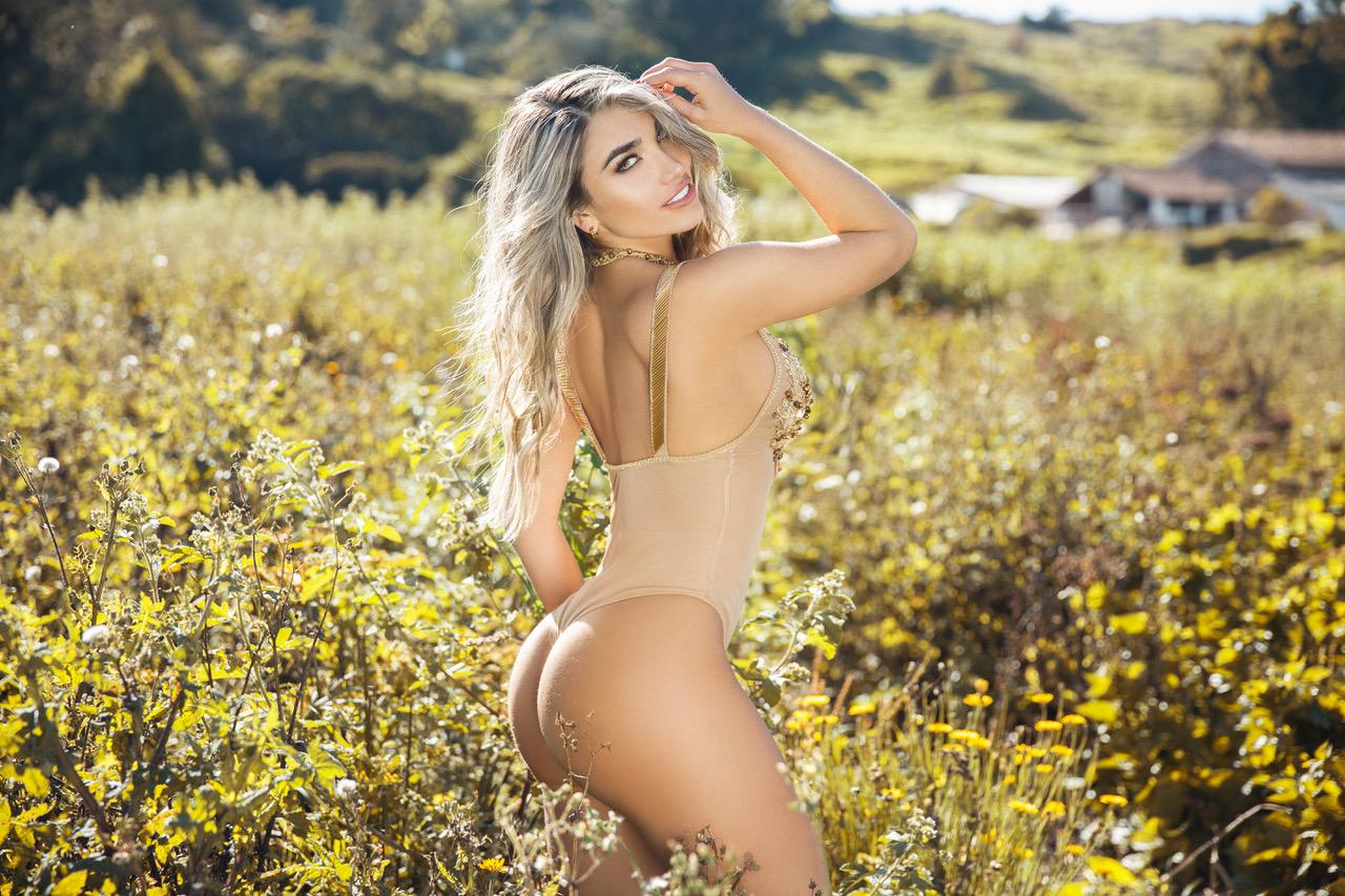 Modelo Katherine Aroca