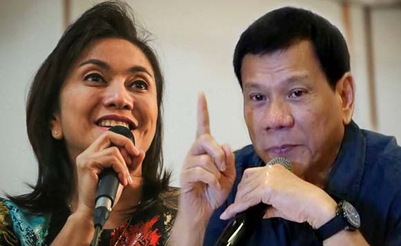 Duterte to Robredo over cabinet post: Why should I talk to her? I have not considered anything for her