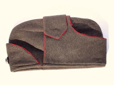 Sturmabteilung - bustina originale - militaria - side cap - calot - schiffchen